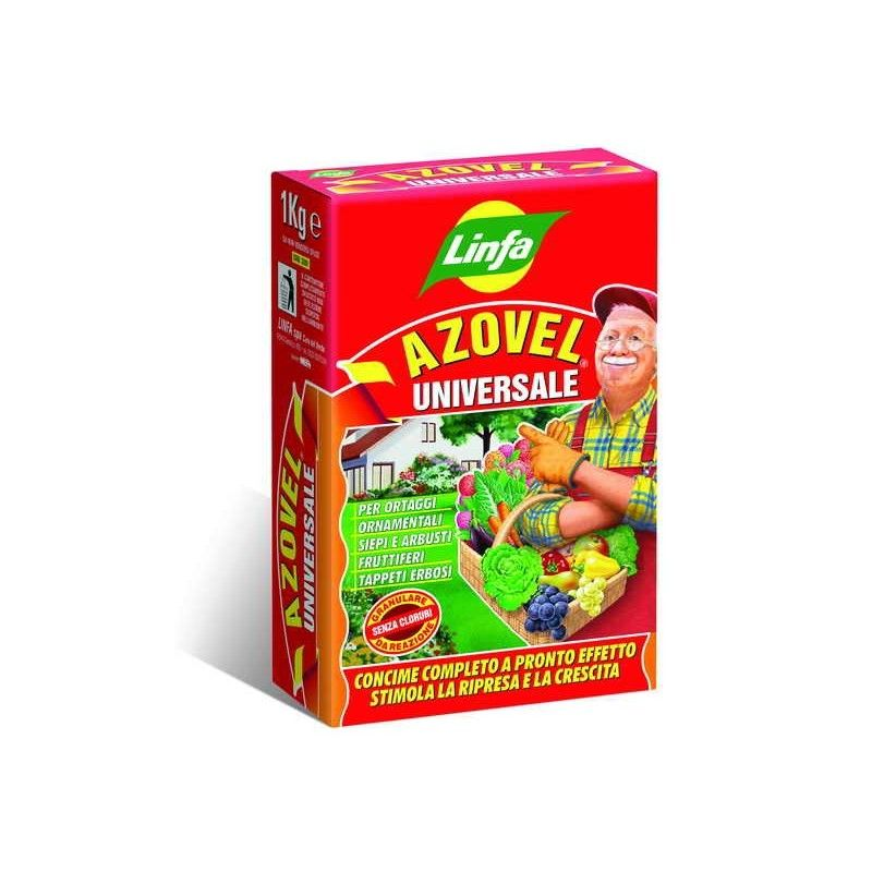 Concime Azovel kg. 1