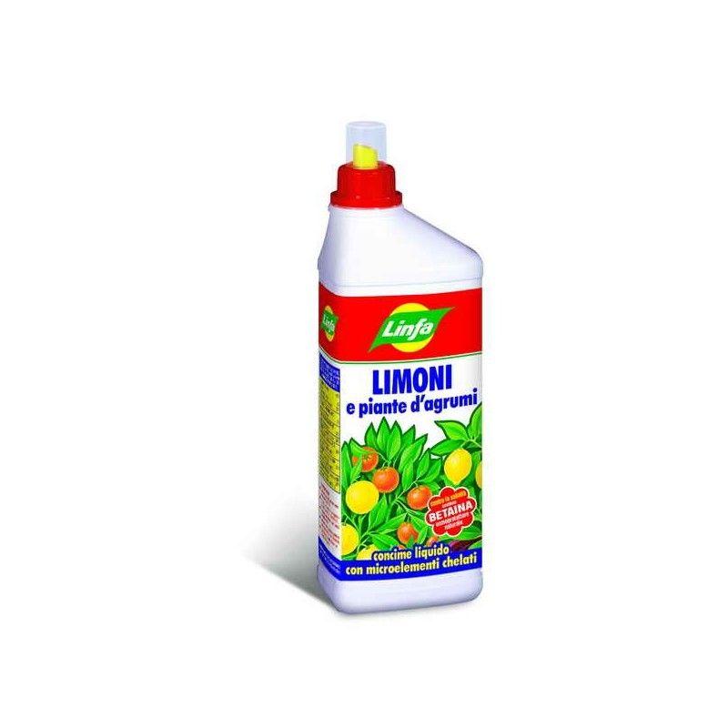 Concime Liquido Limoni e Agrumi lt. 1