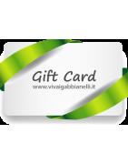 Gift Cards – Buoni Regalo. Regala la liberta di scegliere!